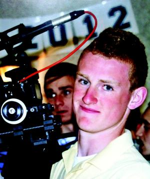 Filmmaker Dylan Dugas. Courtesy photo